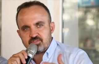 AK Parti'li Turan: Akdeniz'de de müjde...