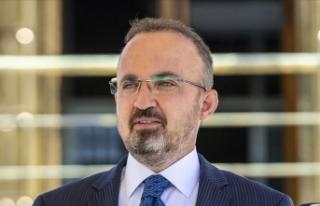 AK Parti'li Turan: Türkiye Doğu Akdeniz'de...