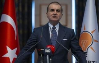 AK Parti Sözcüsü Çelik'ten ABD'nin Kıbrıs...