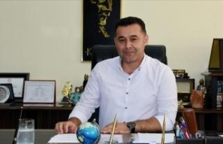 Alanya Belediye Başkanı Yücel'in Kovid-19...