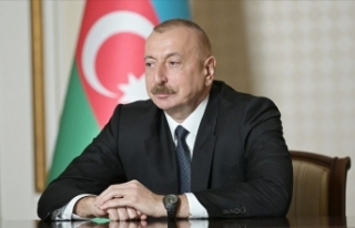 Aliyev, Karadeniz'deki doğal gaz keşfi nedeniyle...