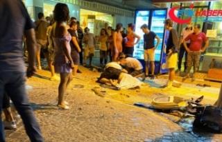 Alkollü ve ehliyetsiz sürücü dehşet saçtı:...