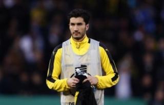 Antalyaspor Nuri Şahin'le 2 yıllık sözleşme...