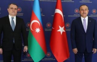 Azerbaycan Dışişleri Bakanı Bayramov'dan...