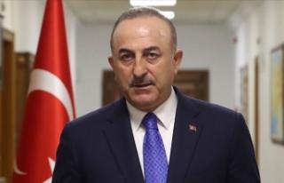 Bakan Çavuşoğlu: İrini operasyonu taraflı bir...