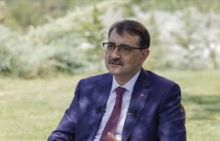 Bakan Dönmez: Oruç Reis, Akdeniz'in röntgenini...