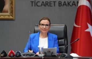 Bakan Pekcan: Proje ve desteklerimizle son 1 yılda...