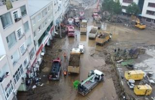 AFAD: Giresun'da kayıp 7 vatandaşı arama çalışmaları...