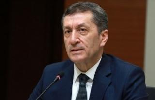 Bakan Ziya Selçuk: Özel okullarda 8 ve 12. sınıflar...