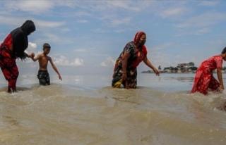 Bangladeş'teki sellerde ölü sayısı 251'e...