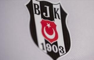Beşiktaş'ta Şilili futbolcu Enzo Roco'nun...