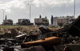 BM: İnsani yardım çalışanlarına yönelik şiddet...