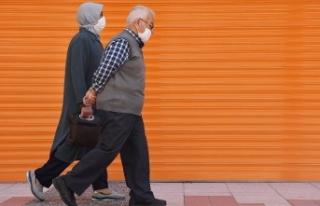 Bursa'da 65 yaş ve üstü vatandaşlara yönelik...