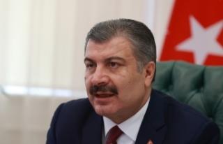 Sağlık Bakanı Koca: Koronavirüs salgınında tekrar...