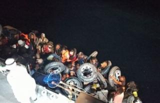 Çanakkale'de Türk kara sularına itilen 37...