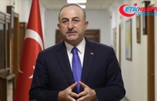 Çavuşoğlu: Yunanistan Oruç Reis gemimizi taciz...