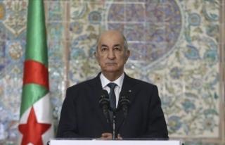 Cezayir Cumhurbaşkanı Tebbun: Sömürgecilik suçları...