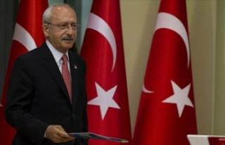 CHP Genel Başkanı Kılıçdaroğlu 16 kişilik yeni...
