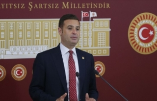 CHP'li Akın: Ülkemizin sınırları içinde...