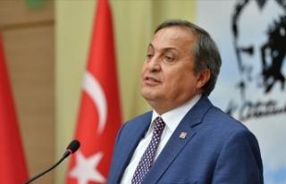 CHP'li Torun: Haliç'te iddia edildiği...