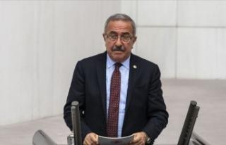 CHP Osmaniye Milletvekili Baha Ünlü'nün Kovid-19...