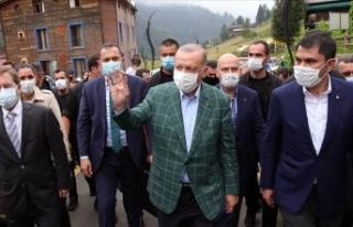 Cumhurbaşkanı Erdoğan: 2022'nin sonunda yeni...