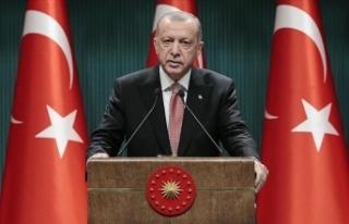 Cumhurbaşkanı Erdoğan'dan 'psikoloji...