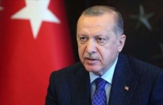 Cumhurbaşkanı Erdoğan: Türkiye'yi küresel...