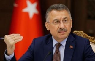 Cumhurbaşkanı Yardımcısı Oktay: AB'nin diyalog...
