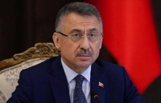 Cumhurbaşkanı Yardımcısı Oktay: Devletimiz felaketin...