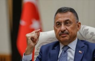 Cumhurbaşkanı Yardımcısı Oktay: Enerjideki bağımsızlığımızın...