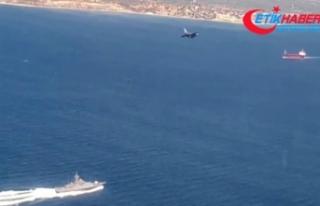 Deniz Kuvvetleri bağlısı birlik ve gemiler Ege...