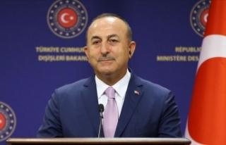 Dışişleri Bakanı Çavuşoğlu Libya'yı ziyaret...