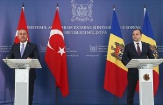 Dışişleri Bakanı Çavuşoğlu: Moldova'nın...