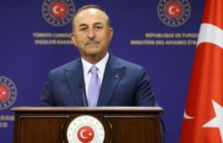 Dışişleri Bakanı Çavuşoğlu: Türkmen kardeşlerimizin...