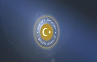 Dışişleri Bakanlığı: Doğu Akdeniz'de kırmızı...
