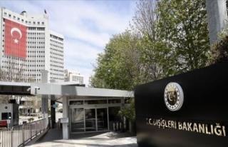 Dışişleri Bakanlığı: AB'nin ülkemizin hidrokarbon...