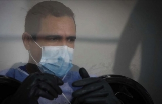 Dünya genelinde yeni tip koronavirüs vaka sayısı...