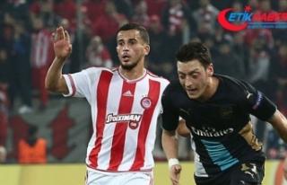 Galatasaray, Omar Elabdellaoui ile transfer görüşmelerine...