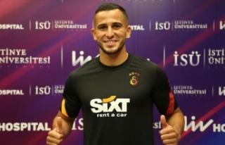 Galatasaray Norveçli sağ bek Omar Elabdellaoui'yi...