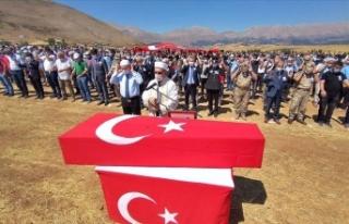 Giresun'daki selde şehit olan Uzman Çavuş...
