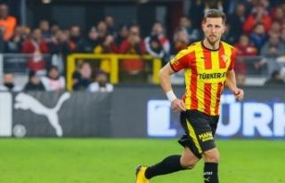 Göztepeli futbolcu Kamil Wilczek, Kopenhag'a...