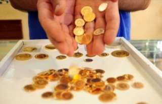 Gram altın 476 lira seviyelerinde