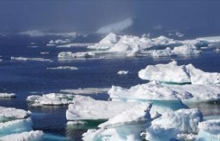 Grönland'daki buz tabakasında '2019'da...