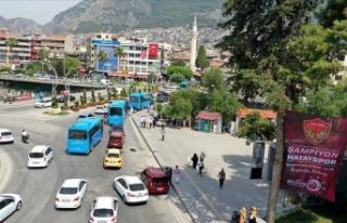 Hatayspor'un Süper Lig'e yükselmesi, gastronomi...