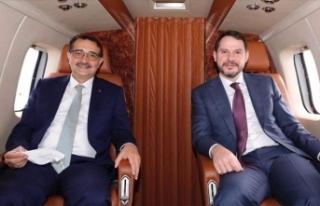 Hazine ve Maliye Bakanı Albayrak'tan 'müjde'...