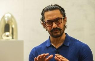 Hint sinemasının ünlü aktörü Aamir Khan yeni...