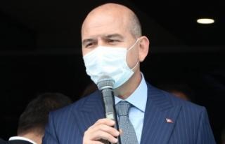 İçişleri Bakanı Soylu: Biz tıbbın kitabını...