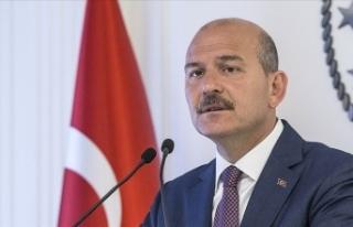 İçişleri Bakanı Soylu, Kovid-19 testinin pozitif...