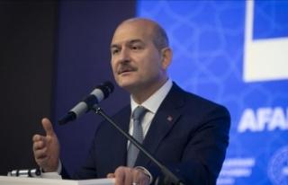 Bakan Soylu: Giresun'daki selde can kaybımız...